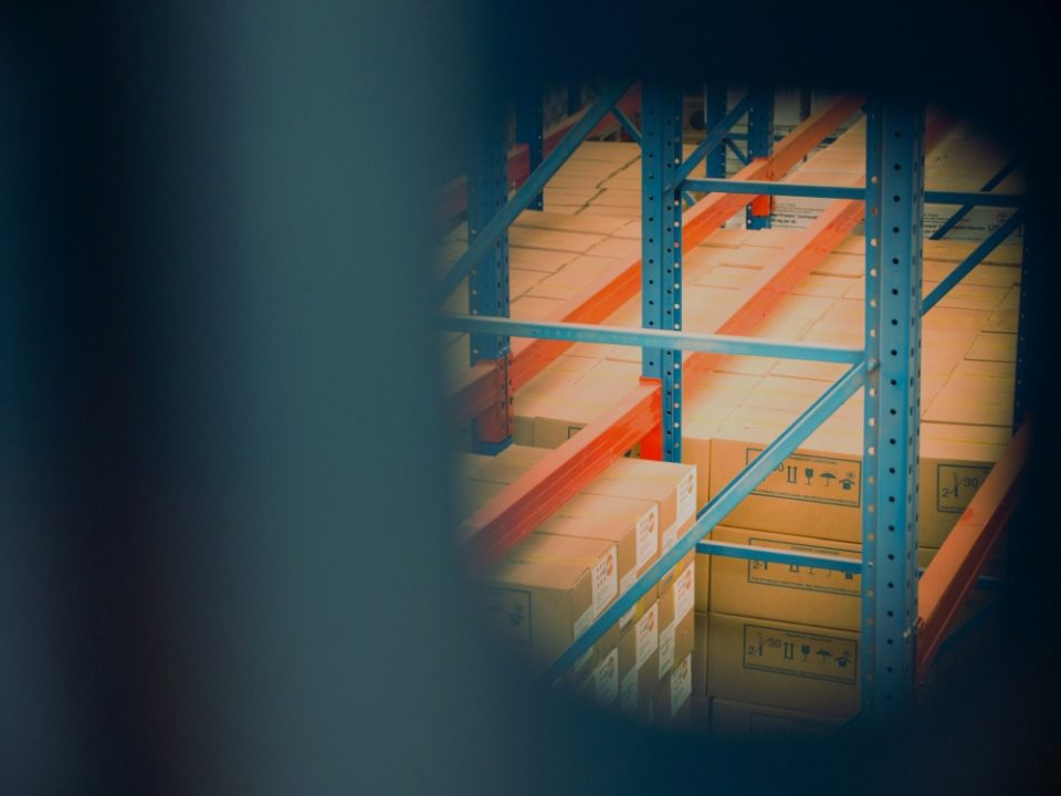 the difference between logistics and supply chain